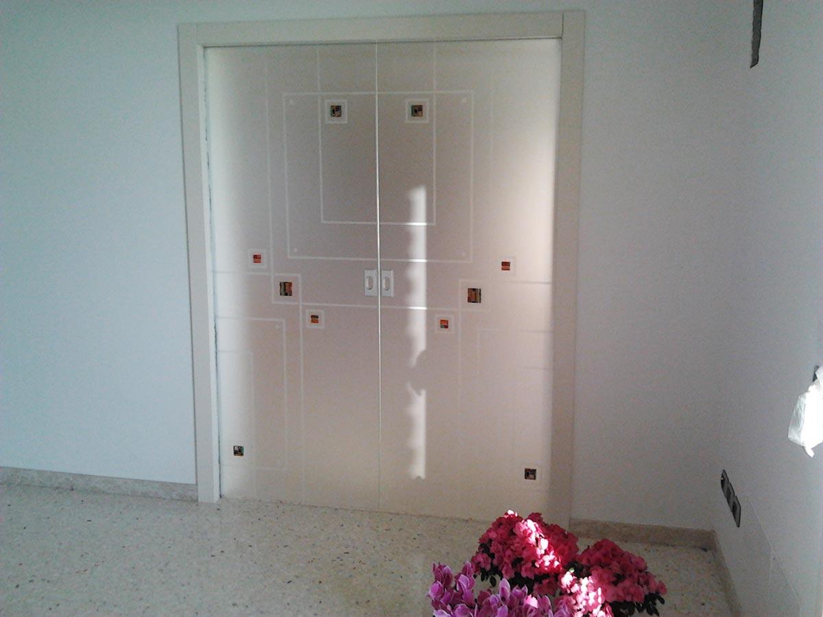 Porte scorrevoli in vetro | Vetreria San Francesco - Padova